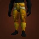 Replica Knight-Captain's Lamellar Leggings, Replica Knight-Captain's Lamellar Leggings, Replica Marshal's Lamellar Legplates Model