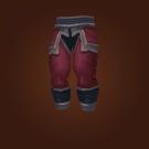 Baba's Leg Warmers Model