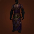 Sanctified Lasherweave Robes, Sanctified Lasherweave Vestment Model