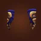 Faith Bearer's Gauntlets Model