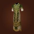 Gladiator's Satin Robe, Gladiator's Mooncloth Robe Model