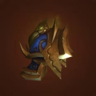 Brutal Gladiator's Scaled Shoulders Model