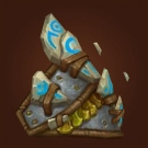 Wild Gladiator's Pauldrons, Wild Gladiator's Ringmail Spaulders Model