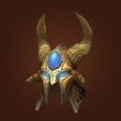 Valorous Siegebreaker Greathelm, Valorous Siegebreaker Helmet Model