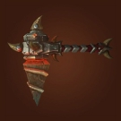 Seismic Bore, Siegecrafter's Forge Hammer Model