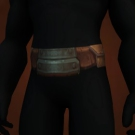 Owl Wing Belt, Okrilla's Belt, Belt of Occult Horrors Model