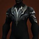 Black Dragonscale Breastplate Model