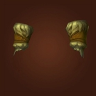 Treacherous Palms, Yeti-Hide Gauntlets Model