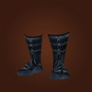Wolf Tender's Boots, Fanatical Treads, Asylum Shoes, Bear Hide Boots, Shadowhide Boots, Scouting Boots Model