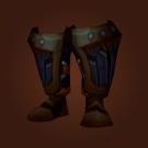 Grinning Skull Boots Model