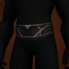 Girdle of Ripped Space, Halgrind Belt, Experimental Utility Belt, Jormungar Girdle, Tempered Saronite Belt Model