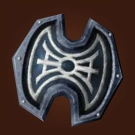 Spiked Chain Shield, Gothic Shield, Warleader's Shield Model