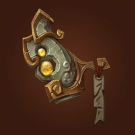 Crafted Dreadful Gladiator's Scaled Shoulders, Crafted Dreadful Gladiator's Ornamented Spaulders Model