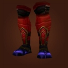 Slippers of the High Priestess Model