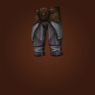 Magma-Mauled Leggings, Rylakk-Rider's Legguards Model
