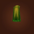 Pygmy Cloak, Cover of Leaves, Disposable Cloak, Greenweave Cloak, Shimmering Cloak, Sporid Cape, Watcher's Cape Model