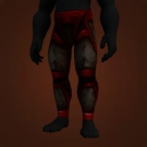 Slayer's Leggings, Avenger's Legplates Model
