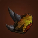 Primal Gladiator's Dragonhide Spaulders, Primal Gladiator's Pauldrons Model