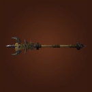 Timeshattered Spire, Staff of the Spiked Beast, Cursed Staff, Cultist's Cauldron Stirrer Model