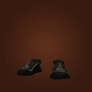 Nimblefoot Moccasins, Fur-Lined Moccasins, Frostsavage Boots, Stone-Worn Footwraps Model