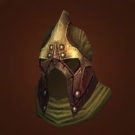 Wharfmaster's Hat, Cowl of the Vindictive Captain Model