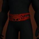 Ironhide Belt Model