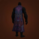 Brilliant Cloak of Wu the Younger, Stormcrier Cloak, Stormbound Cloak, Warmsun Cloak, Mist Splitter's Cloak, Warmsun Cloak Model
