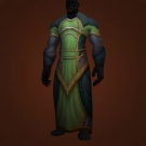 Darkspear Soothsayer Robes, Sleeping Robes Model