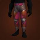 Avenger's Legguards Model