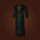 Robes of Treacherous Ground, Raiment of the Haunted Forest, Robes of the Haunted Forest, Vestment of the Haunted Forest, Tunic of the Haunted Forest Model