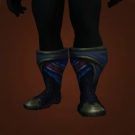 Wild Gladiator's Boots of Cruelty, Warmongering Gladiator's Boots of Cruelty Model