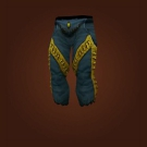 Raincaller Pants, Twilight Pants, Lunar Leggings Model