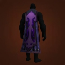 Vertigo Cloak, Periwinkle Cloak, Azureborne Cloak, Cloak of Ancient Wisdom, Twilight Dragonscale Cloak, Azureborne Cloak, Periwinkle Cloak, Periwinkle Cloak, Azureborne Cloak, Billowing Skydrape, Troggstitched Drape Model