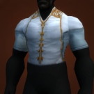 Rat Hair Vest, Mankrik's Old Wedding Garments, Aurora Armor Model