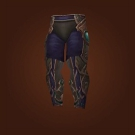 Brutal Gladiator's Silk Trousers Model