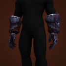 Flamefury Gauntlets, Blackhand's Handguards Model