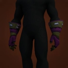Shadoweave Gloves, Highborne Gloves Model