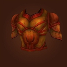Kromcrush's Chestplate, Ursa's Embrace Model