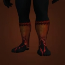 Ravager's Sandals Model