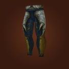 Wild Gladiator's Dragonhide Legguards, Wild Gladiator's Legguards Model