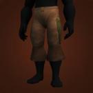 Foreman Pants Model