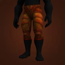 Orcish War Leggings Model