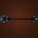 Lightning Giant Staff Model