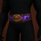 Orbital Belt, Invoker's Belt of Final Winter, Sorcerer's Belt of Final Winter Model