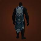 Soulkeeper Cloak, Gar'rok's Roadworn Cloak Model