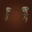 Crafted Malevolent Gladiator's Scaled Gauntlets, Crafted Malevolent Gladiator's Ornamented Gloves Model