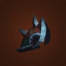 Shoulderpads of Reconstruction, Bloodpetal Mantle, Spaulders of the Savage Beast, Bloodpetal Mantle Model
