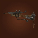 Elekk-Horn Crossbow, Ferocious Crossbow, Compact Arrow Launcher, Amphibious Speargun, Crossbow of the Hardened Ranger, Imported Ironshod Crossbow, Slingshot Crossbow, Warbling Crossbow, Pain Repeater, Marvelous Crossbow, Horrific Crossbow, Polished Zombie Exterminator, Brutal Ballista, Scourge Crossbow Model