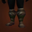 Smolderhide Boots, Sablehide Boots, Sablehide Footwraps, Treads of the Receding Nightmare Model