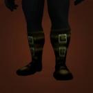 Haal'eshi Boots Model